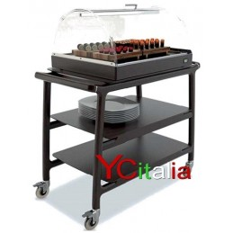 Refrigerated trolley Maia REF G