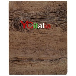 Piastra Tognana gn 1/2 cm 32x26 Wood