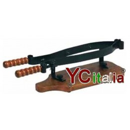 Ham – Clamp with wood support