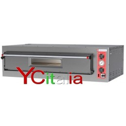 Forno pizza Entry Max 6 da 33 una camera