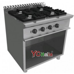Kitchen with 2 gas burners...