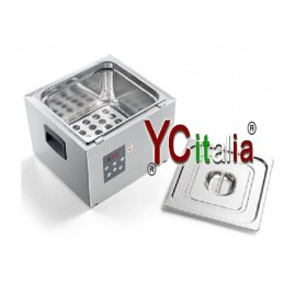 Softcooker static gn 2/3