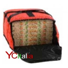 Thermal bag 5 pizzas, diam. 33