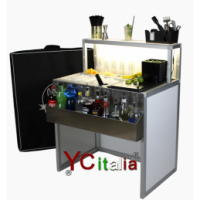 Cocktail station per catering